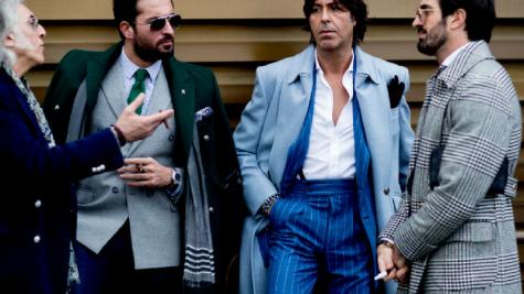 Pitti Uomo 93: Ngắm nghía những phong cách quý ông lịch lãm