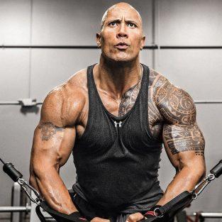 The Rock - Những ngả rẽ thăng trầm của tài tử triệu đô Hollywood