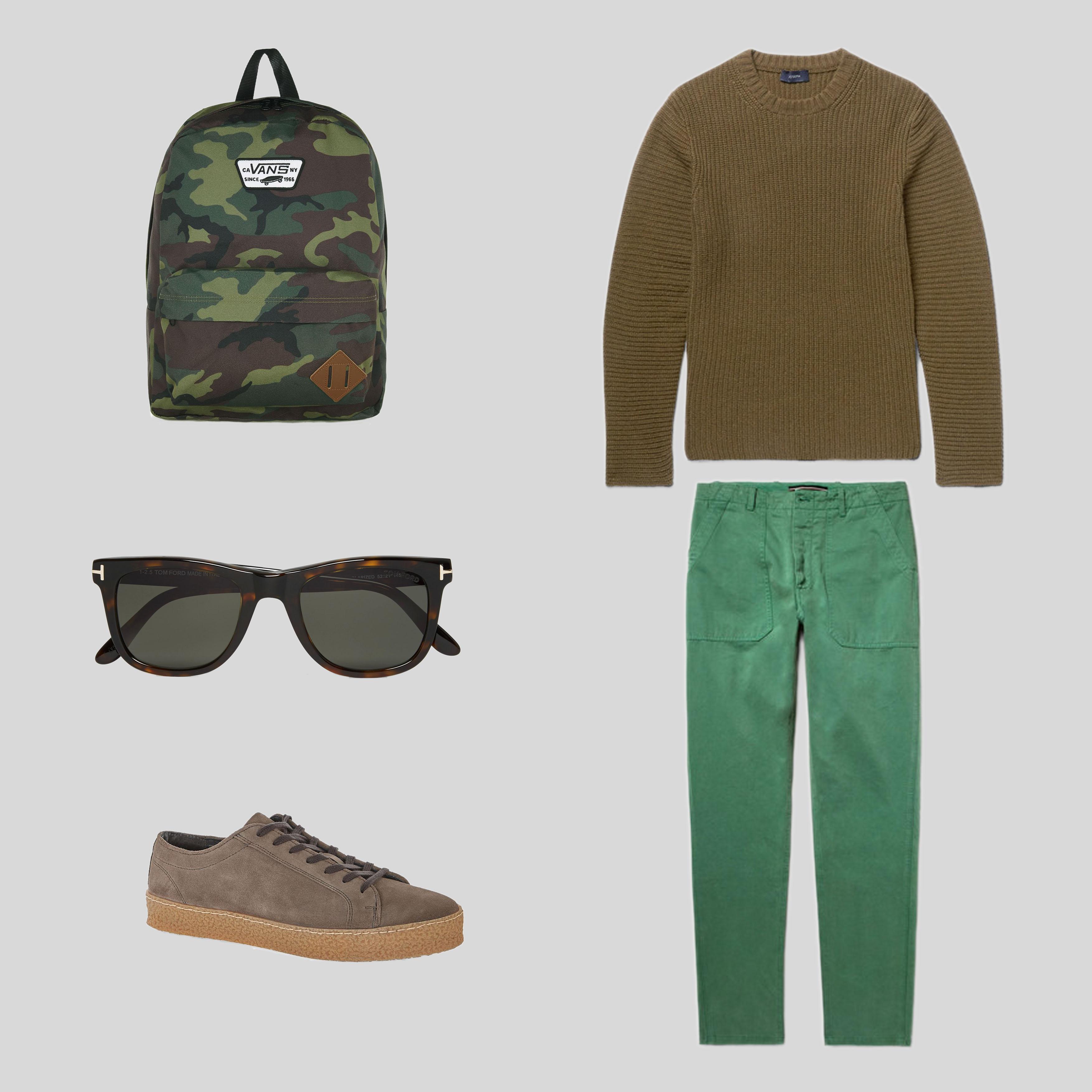 ELLE Man Style Calendar Phối màu quần áo cho người mạng mộc (15-2112018) (10)