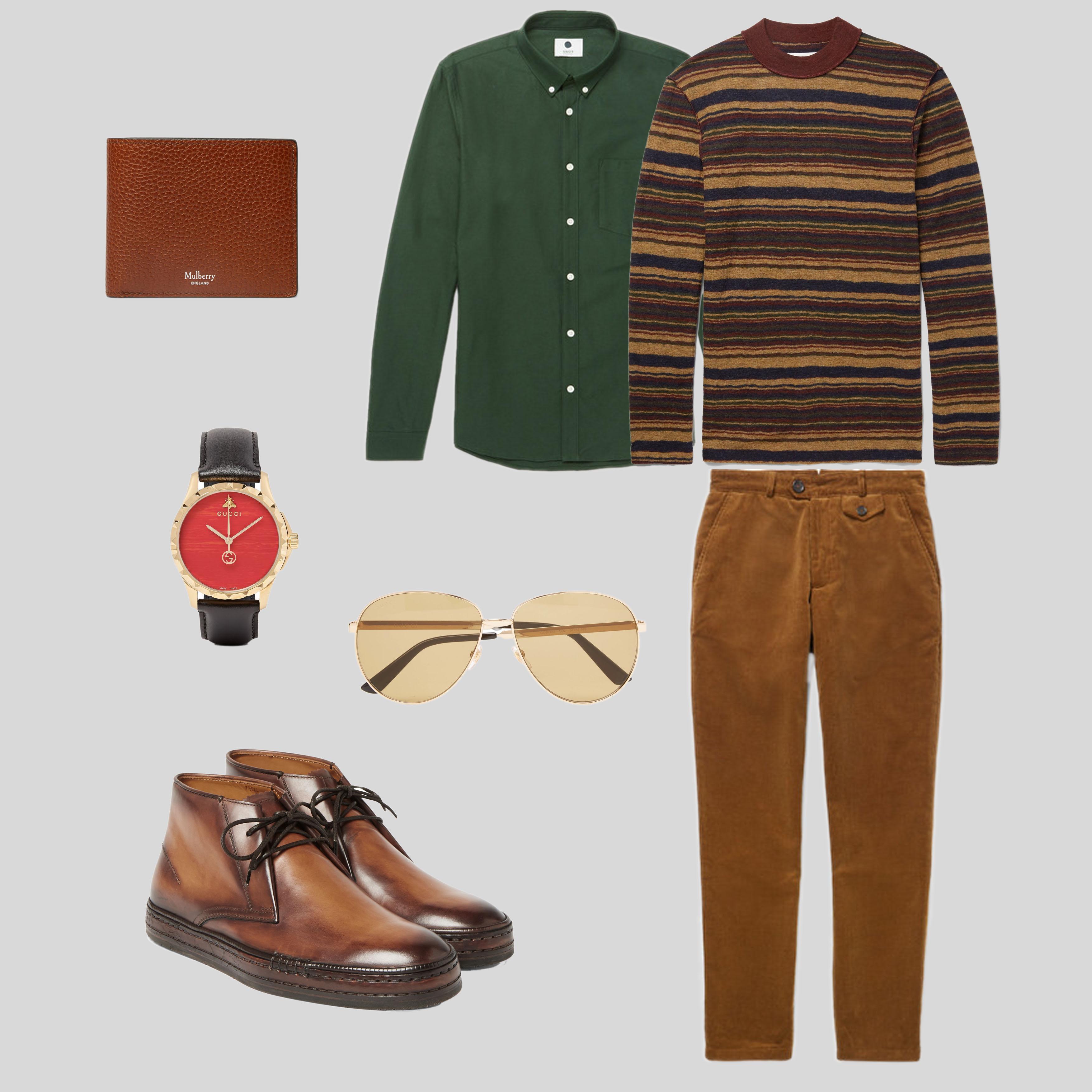 ELLE Man Style Calendar Phối màu quần áo cho người mạng mộc (15-2112018) (11)