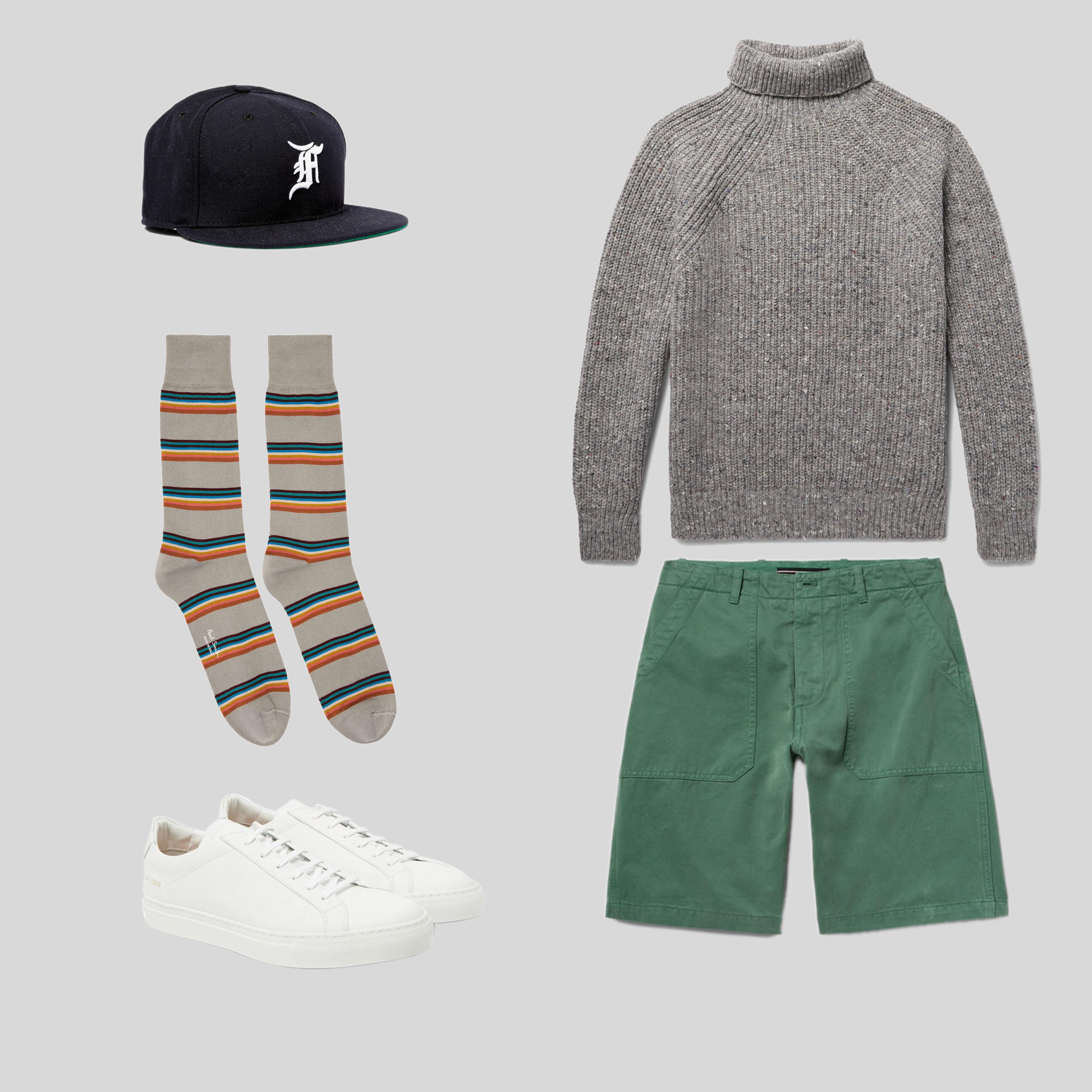ELLE Man Style Calendar Phối màu quần áo cho người mạng mộc (15-2112018) (13)