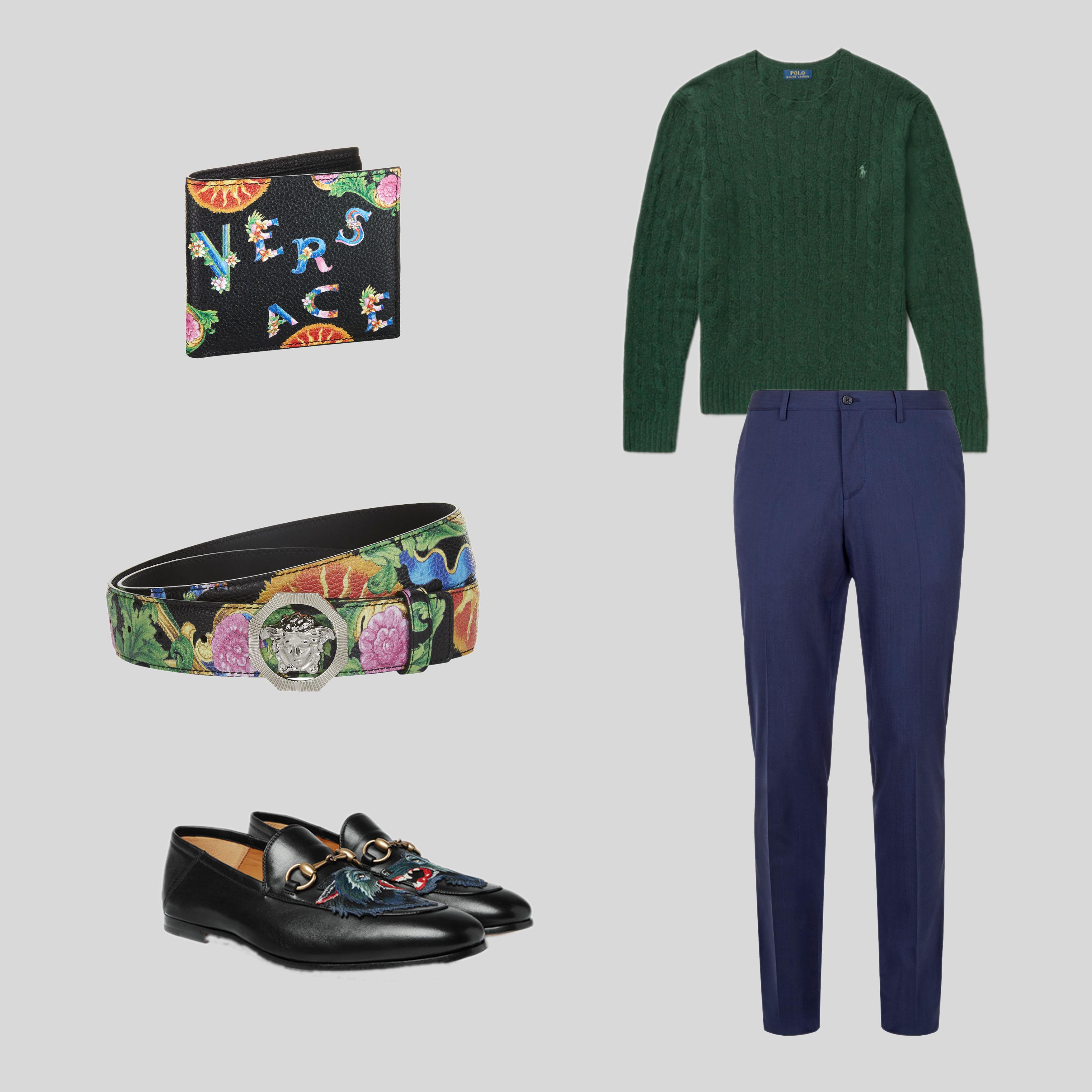 ELLE Man Style Calendar Phối màu quần áo cho người mạng mộc (15-2112018) (15)