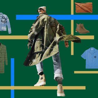 ELLE Man Style Calendar: Phối màu quần áo cho người mạng Mộc