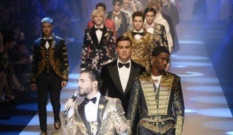 Điểm tin nổi bật tại Tuần lễ Thời trang nam Milan Thu-Đông 2018/19