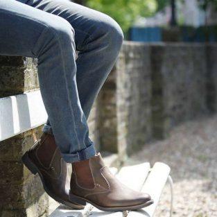 Biến hóa phong cách cùng giày Chelsea Boots (P.1)