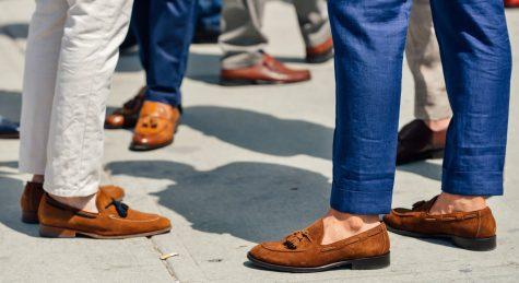 Giày loafer nam: Món quà tuyệt vời cho các quý ông Xuân-Hạ