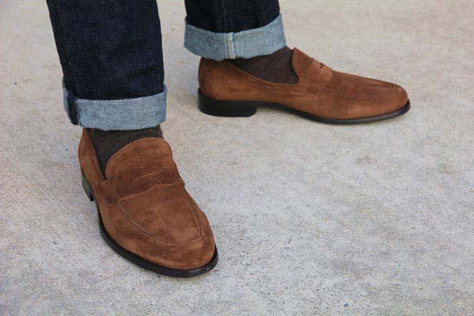 giay loafer nam - penny loafer - elle man 3 (credit he spoke style)