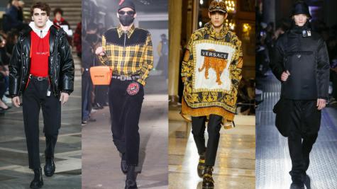 4 xu hướng nổi bật tại Tuần lễ thời trang nam Milan Thu-Đông 2018/19