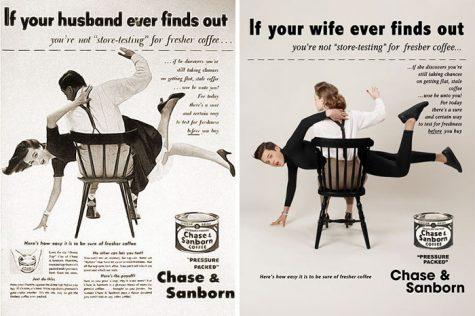 """""""Trong vũ trụ song song"""": Poster quảng cáo hài hước về sự lên ngôi của nữ quyền"""