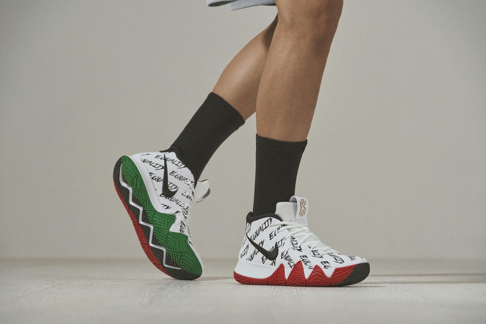 "Nike Kyrie 4 trong BST ""BHM''"