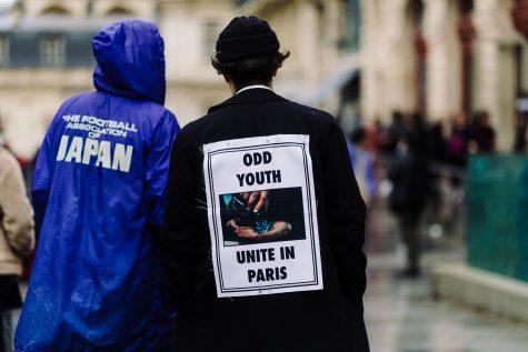 Thời trang trên đường phố Paris tại tuần lễ Thời trang nam Thu-Đông 2018/19