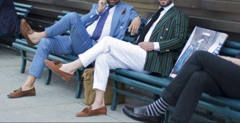 Lưu ý nào cần nhớ khi diện cùng giày loafer nam?