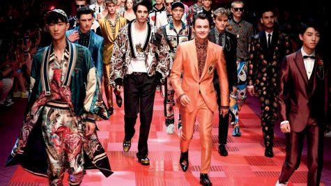 Thương hiệu Dolce & Gabbana trong kỷ nguyên mới của thời trang nam