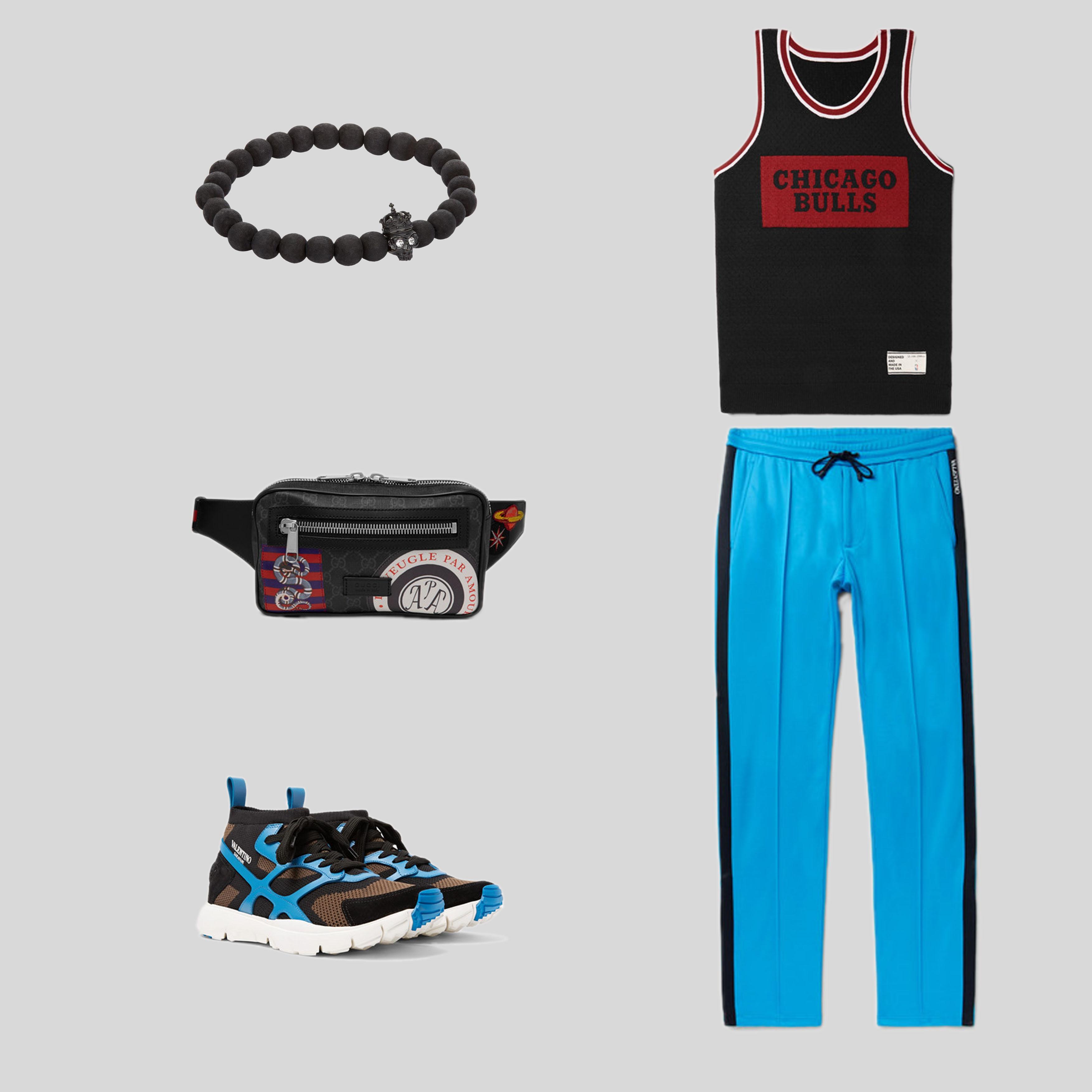 ELLE Man Style Calendar Phối màu quần áo cho người mạng Thủy (22-2812018) (3)