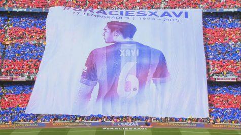 Xavi Hernández và những thành tựu để lại