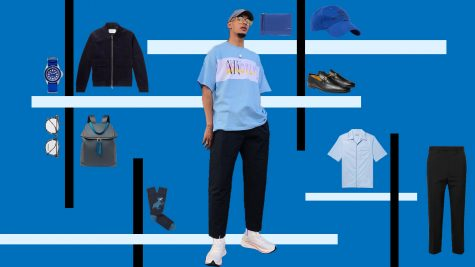 ELLE Man Style Calendar: Phối màu quần áo cho người mạng Thủy