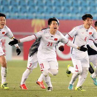 Đội tuyển U23 Việt Nam và bản lĩnh con Lạc cháu Hồng