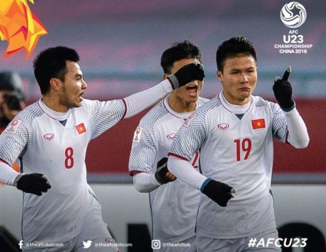 """Những chàng trai """"vàng"""" của đội tuyển U23 Việt Nam"""