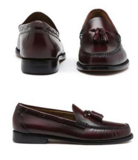 12 thuong hieu giay loafer nam G.H.Bass&Co. Lexington tassel weejuns - elle man