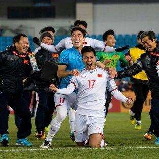 Đội tuyển U23 Việt Nam: Chiều thứ Bảy này, chúng ta sẽ ăn mừng!