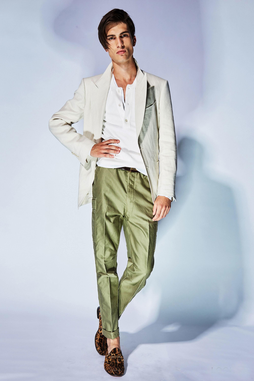ELLE Man Style Calendar Phối màu quần áo cho người mạng hỏa (291-422018) (3)