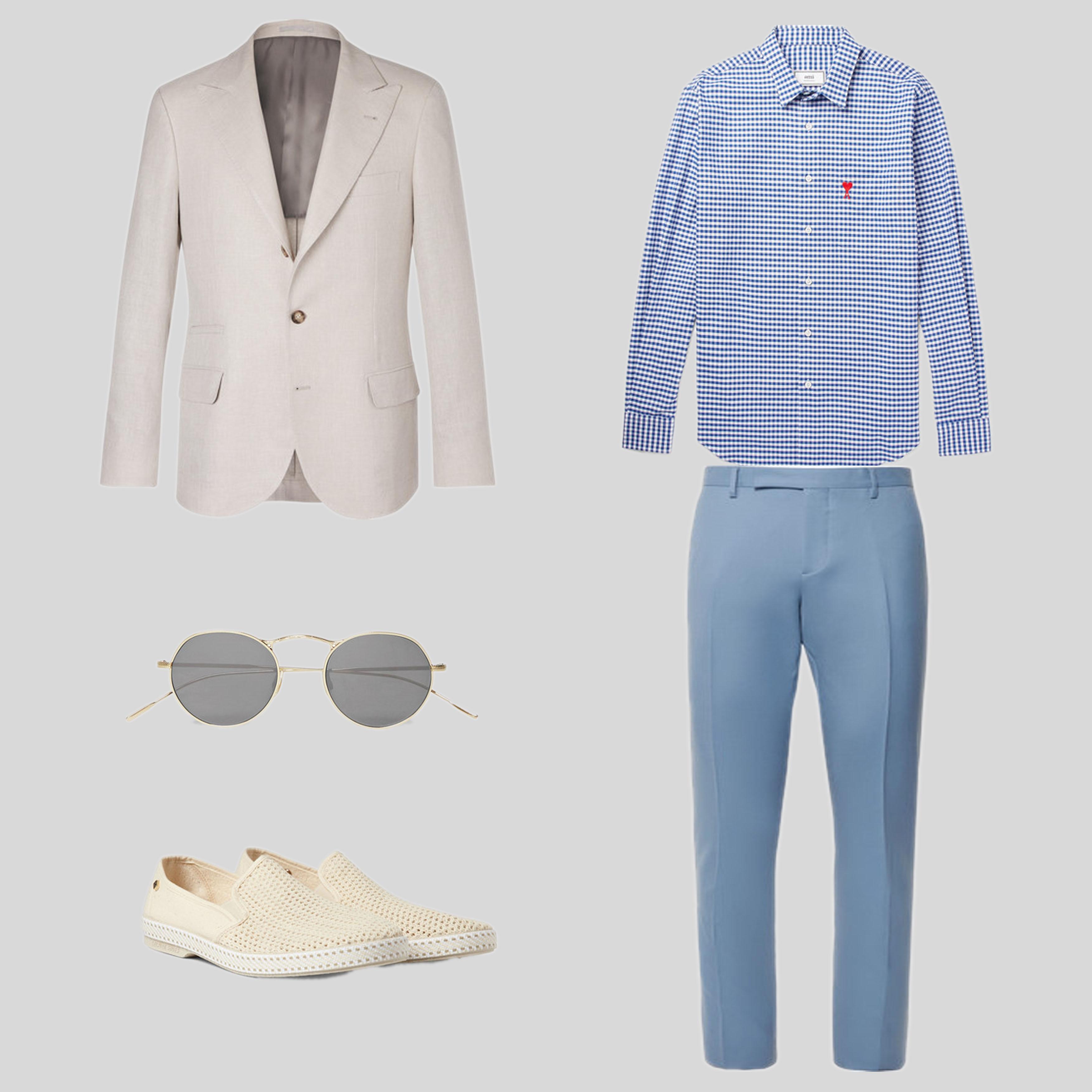 ELLE Man Style Calendar Phối màu quần áo cho người mạng hỏa (291-422018) (5)