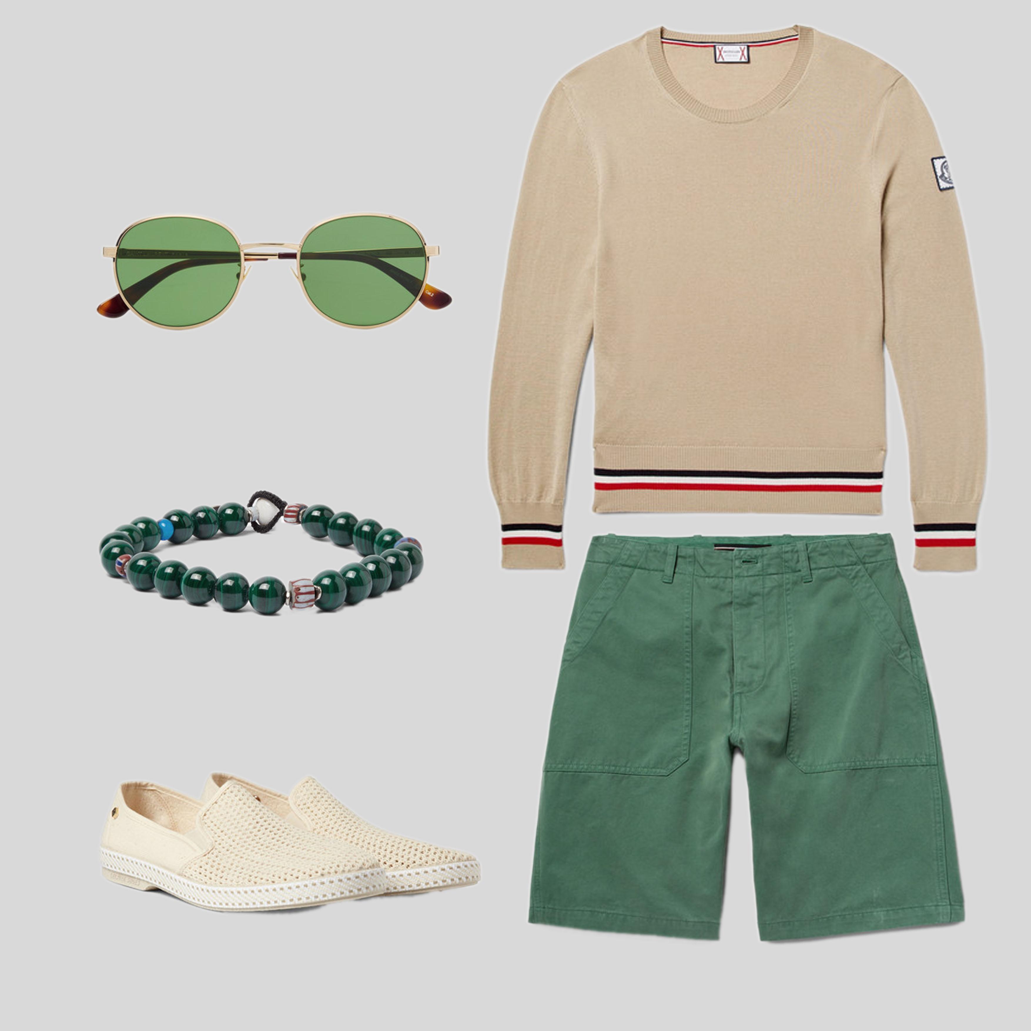 ELLE Man Style Calendar Phối màu quần áo cho người mạng hỏa (291-422018) (7)