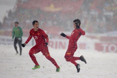 """Đội tuyển U23 Việt Nam: """"Thép đã tôi thế đấy!"""""""