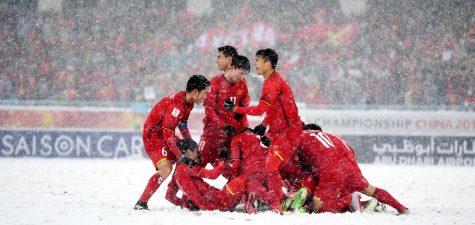 Đội tuyển U23 Việt Nam: Bởi vì họ xứng đáng!