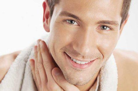 Cách chăm sóc da cho từng loại da dành cho nam giới