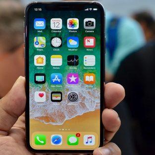 Điện thoại iPhone X - Siêu phẩm sắp bị khai tử?