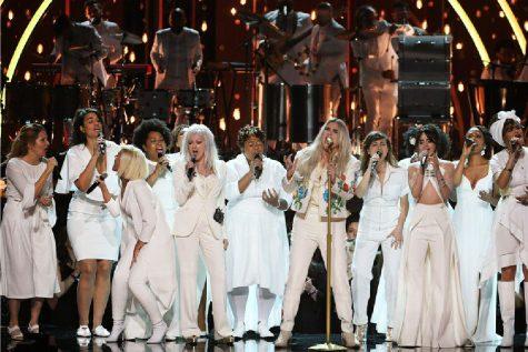 Điểm lại những khoảnh khắc thú vị tại Lễ trao giải Grammy 2018