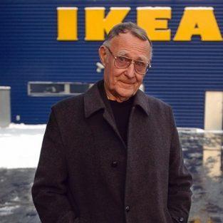 Ingvar Kamprad: Người sáng lập hãng IKEA qua đời ở tuổi 91