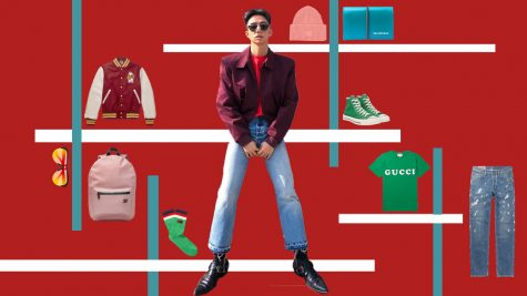 ELLE Man Style Calendar: Phối màu quần áo cho người mạng Hỏa