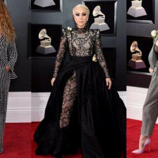 """Phong cách menswear giúp nữ quyền """"lên ngôi"""" tại giải Grammy 2018"""