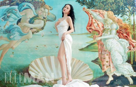 """Angela Phương Trinh: """"Nỗ lực trở thành cô gái ngoan"""""""