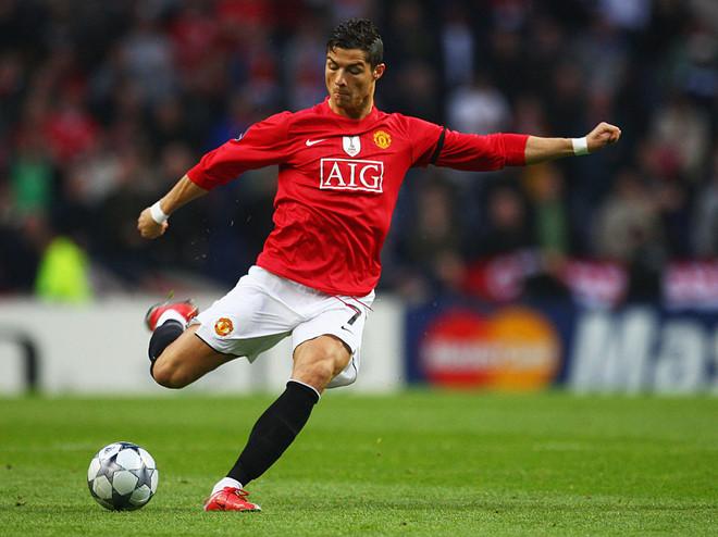 Cristiano Ronaldo - ELLE Man 2