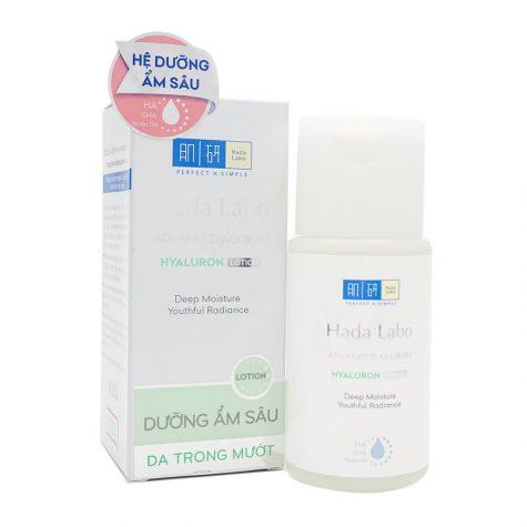Hada Labo advanced nourish hyaluron lotion
