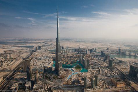 Kỉ lục tòa nhà cao nhất thế giới sắp thay ngôi đổi chủ