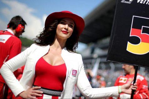"""Giải đua xe F1: Khi các """"bóng hồng"""" không còn xuất hiện trên những cung đường"""