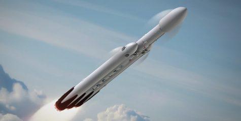Tên lửa Falcon Heavy sẽ thay đổi cục diện hàng không vũ trụ tương lai?
