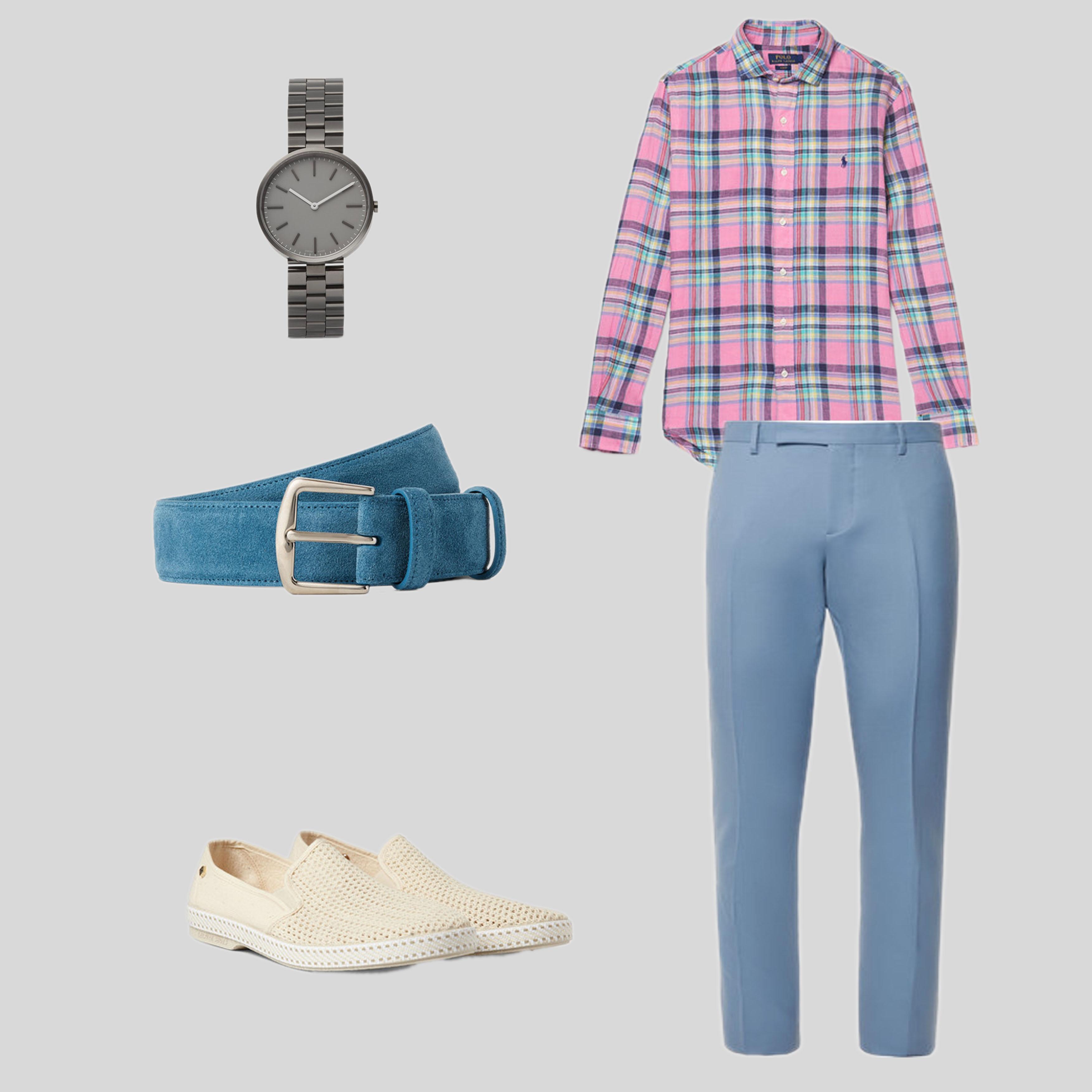 ELLE Man Style Calendar Phối màu quần áo cho người mạng Thổ (5-1122018) (13)