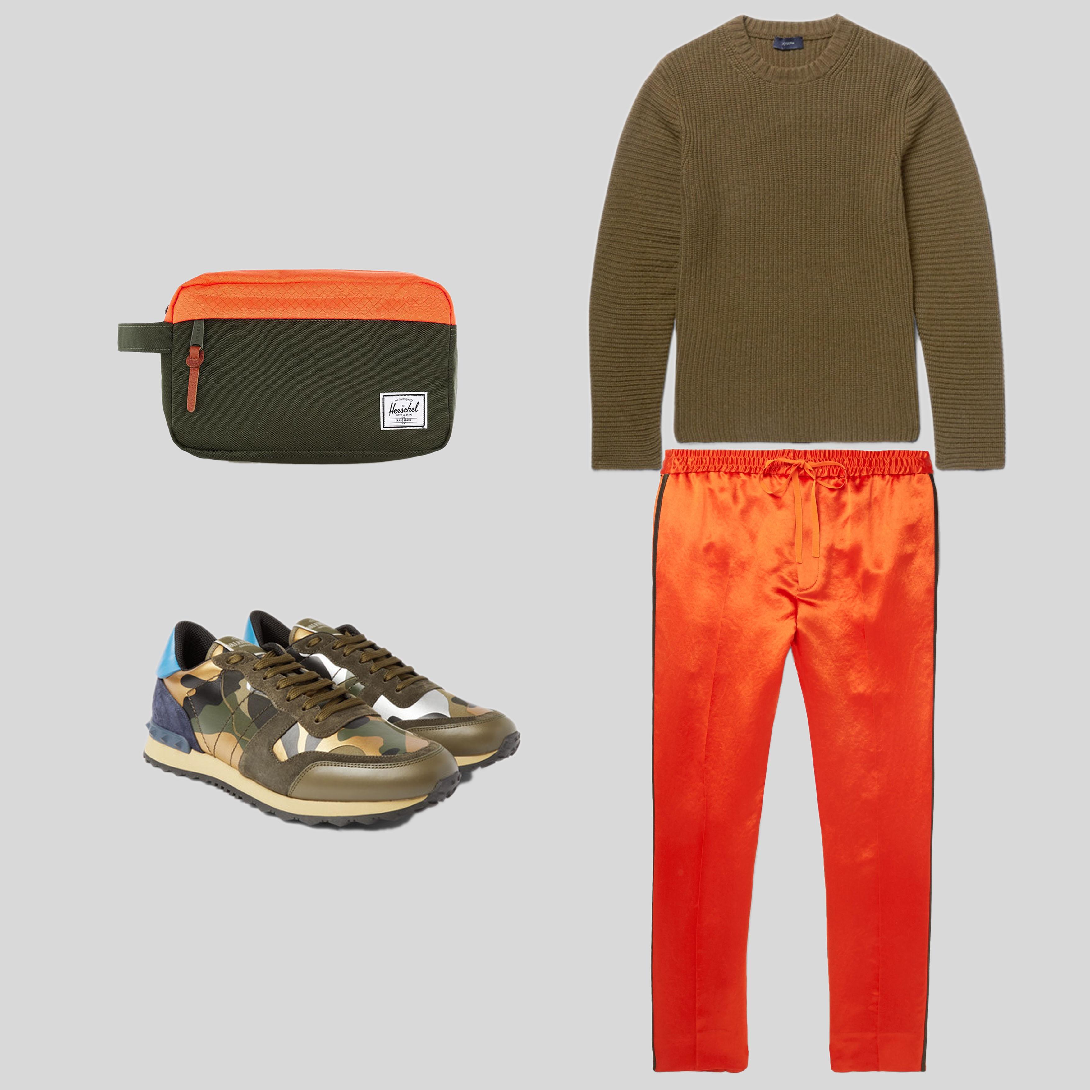ELLE Man Style Calendar Phối màu quần áo cho người mạng Thổ (5-1122018) (9)