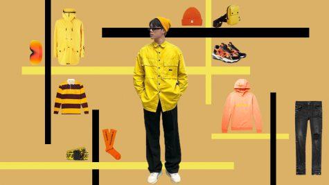 ELLE Man Style Calendar: Phối màu quần áo cho người mạng Thổ