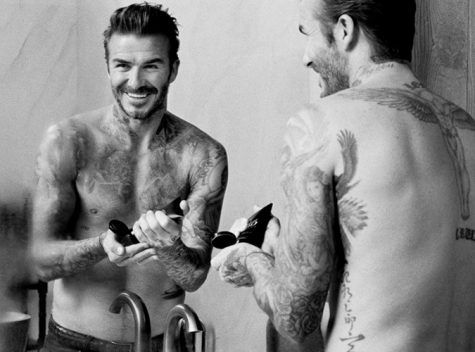 david beckham - elle man 2