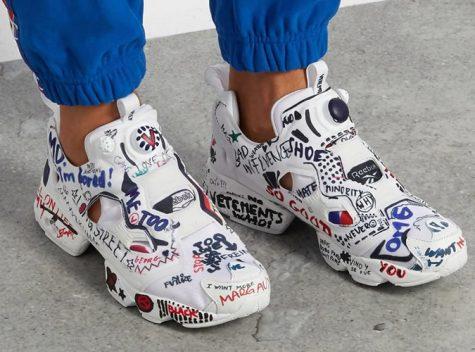 giày thể thao - Rebook - ELLE Man