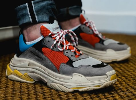 giày thể thao -triples-sneakers - ELLE Man
