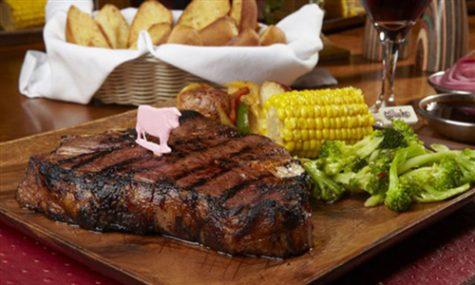 Steak sẽ là lựa chọn hoàn hảo cho bạn