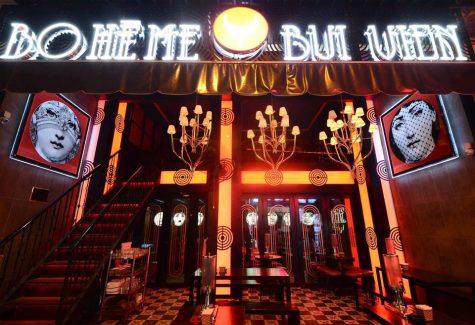 Hoặc bùng cháy với giai điệu sôi động ở Bar, Pub