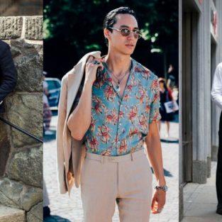 Gợi ý phong cách ăn mặc Tết cho các chàng trai